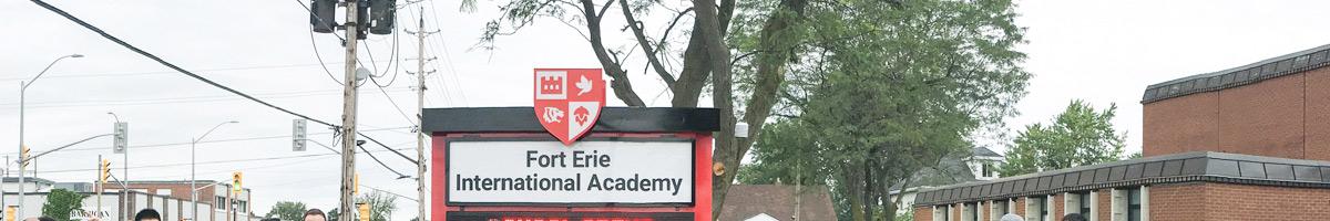 加拿大伊利堡国际学校